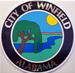 Seal of Winfield, Alabama