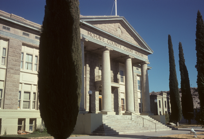 Kingman courthouse