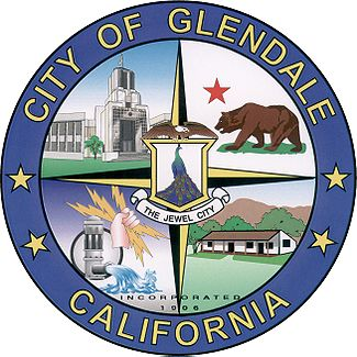 Glendale C A seal