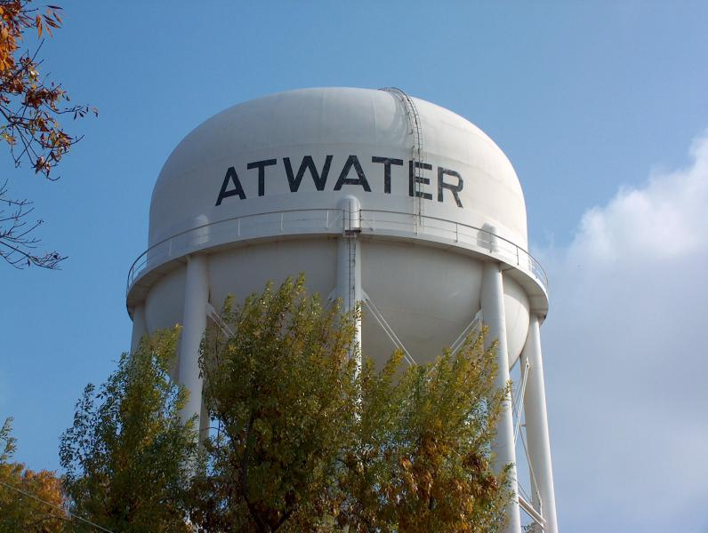Atwater tower