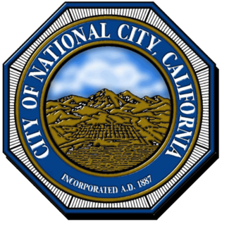 National City Seal