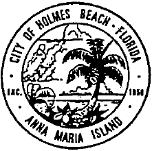 Seal of Holmes Beach, Florida