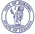 City of kokomo seal