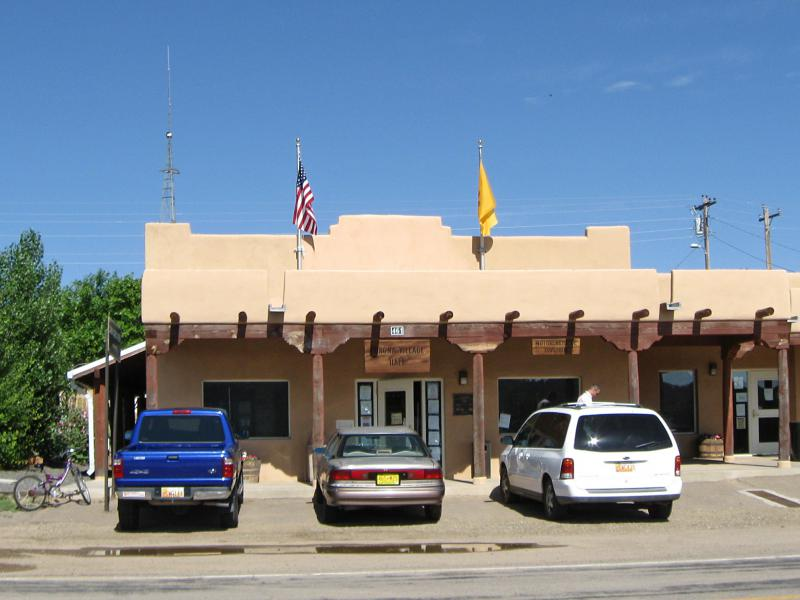 Corona New Mexico Village Hall