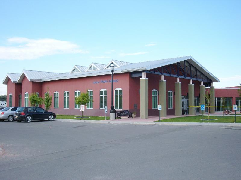 Aztec Public Library New Mexico