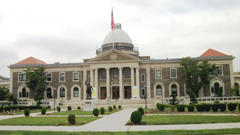 Old Nassau County Court House
