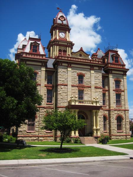 Caldwell County Courthouse Lockhart